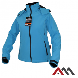 Finezja Blue Kurtka softshell